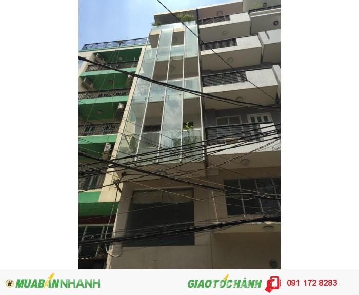 Cho thuê nhà hẻm xe hơi VIP 10C1 Đường Nguyễn Thị Minh Khai ,Q1