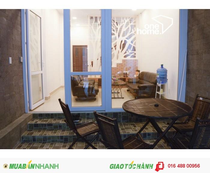 Cho thuê Căn hộ mới và đẹp quận 1,tự do giờ giấc, full nội thất,có bếp, đường Nguyễn Văn Giai