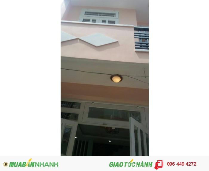 Cần bán nhà đường Bùi Quang Là, P12, quận Gò Vấp, hồ chí minh , SHR