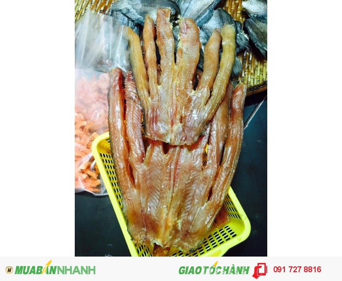 Khô cá lóc đồng Campuchia. mềm dẻo không cứng, thơm ngon Giá 350k/kg, 160k/500gr