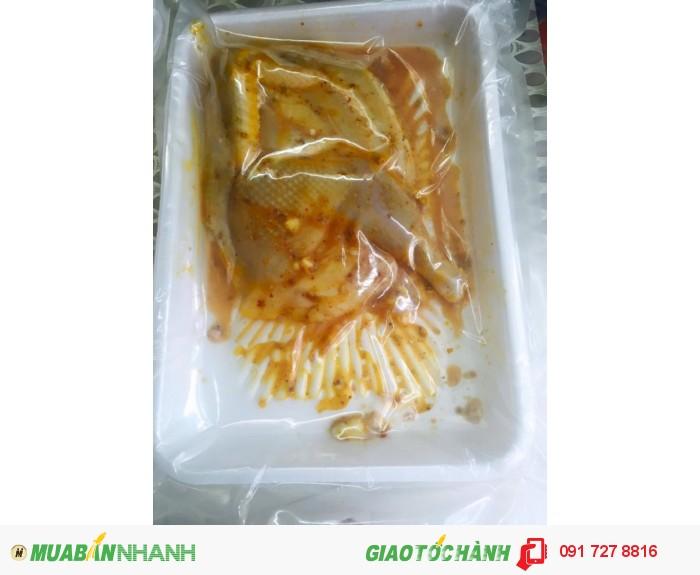 Gà ướp muối ớt  200k/ kg