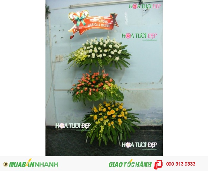 Hoa Khai Trương KT045, giá 1.100.000đ0