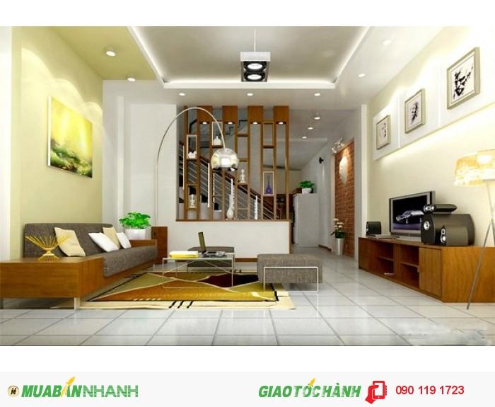 Nhà phố cao cấp, đúc 3,5 tấm sát Phạm Văn Đồng.DT 250 m2