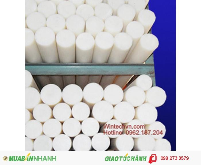 Nhựa POM – Wintech có độ bền cơ học cao, sức chịu mỏi và chịu mài mòn tốt.1