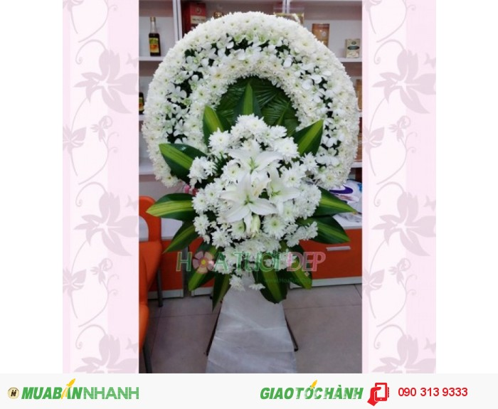 Hoa Chia Buồn TL074, GIÁ 550.000đ0