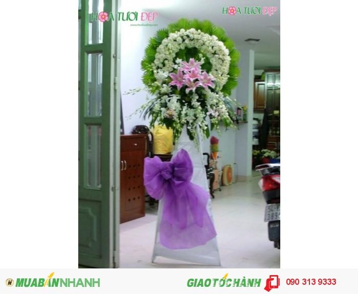 Hoa Chia Buồn TL026, giá 990.000đ0