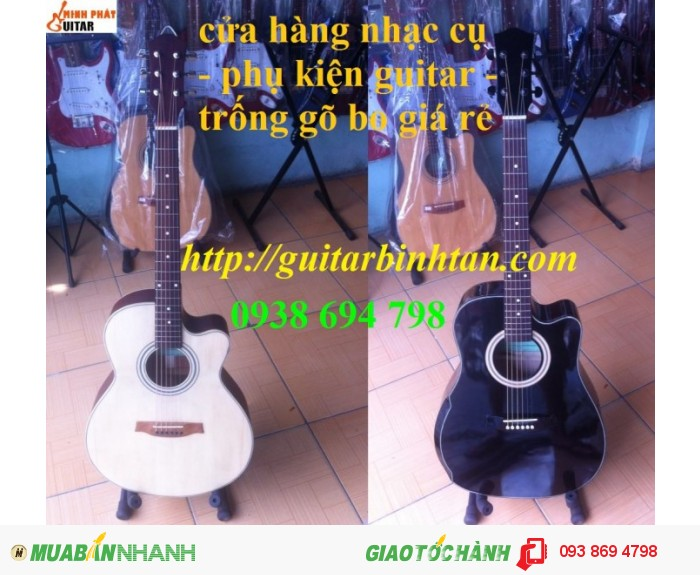 guitar binh tan