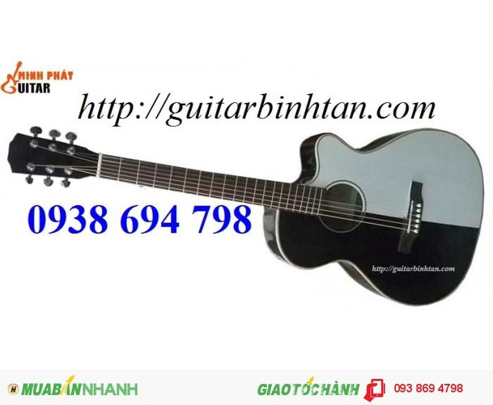 cửa hàng đàn guitar bình tân