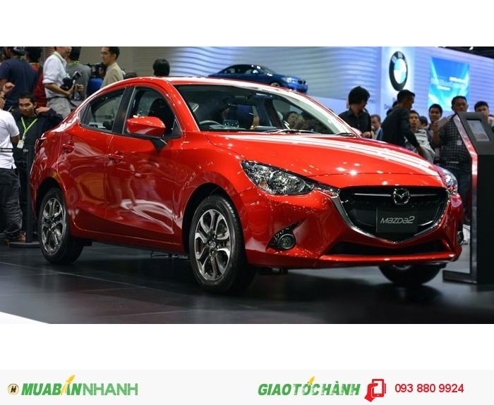 Mazda 2 Sedan giá ưu đãi lớn tháng 8