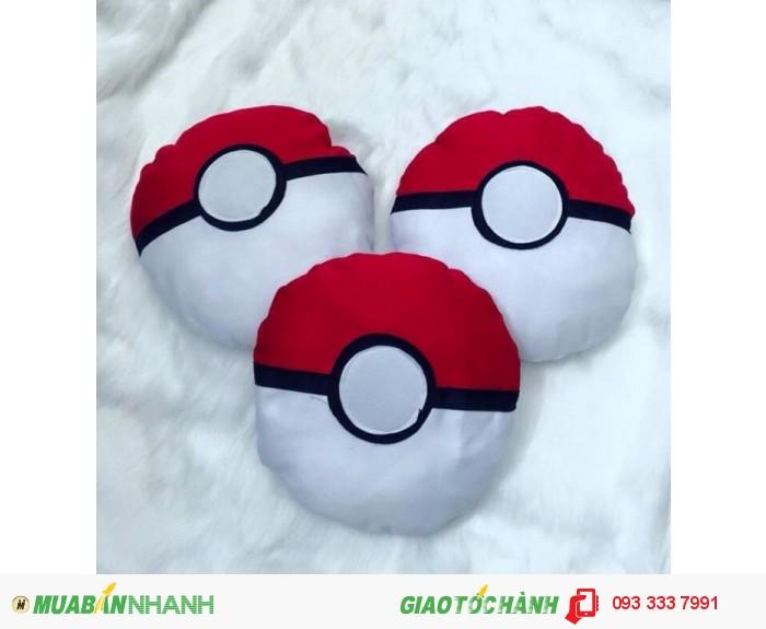 Gối ôm mini Pokemon
