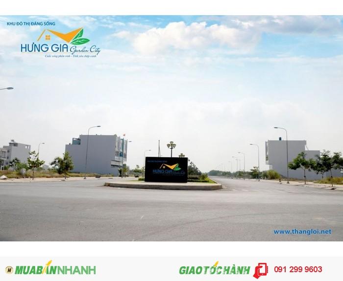 Cơ hội tiết kiệm hơn 100 triệu khi sở hữu đất nền dự án HƯNG GIA Garden City ngay hôm nay