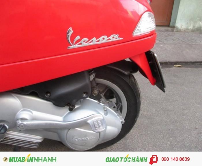 Vespa Ý đời 2010, hiếm có, 150cc! Xe giành cho người sành điệu 2