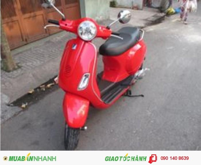 Vespa Ý đời 2010, hiếm có, 150cc! Xe giành cho người sành điệu 3