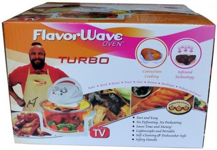 Điều tuyệt vời nhất còn nằm ở chỗ, khi nướng thực phẩm bằng Lò nướng đa năng Flavorwave Turbo bạn không cần sử dụng dầu mỡ, do đó loại bỏ hoàn toàn lượng mỡ dư thừa, giúp bảo vệ sức khỏe một cách tốt nhất