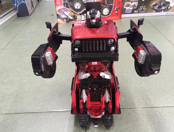 Robot biến hình Xe Bán Tải
