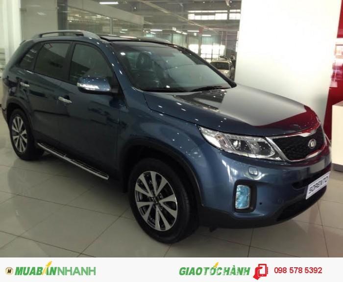 Bán xe Kia New Sorento mới 100% đời 2017 giá tốt tại Vĩnh Phúc, Phú Thọ 2