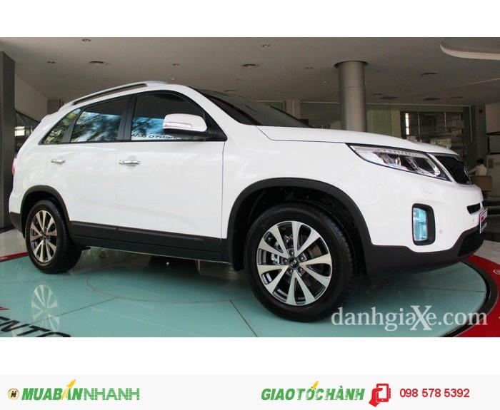 Bán xe Kia New Sorento mới 100% đời 2017 giá tốt tại Vĩnh Phúc, Phú Thọ 1