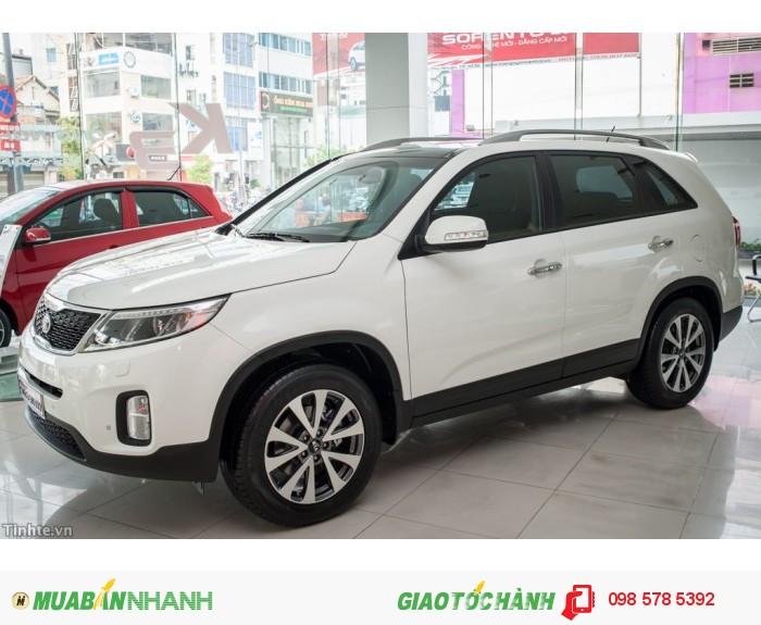 Bán xe Kia New Sorento mới 100% đời 2017 giá tốt tại Vĩnh Phúc, Phú Thọ 3