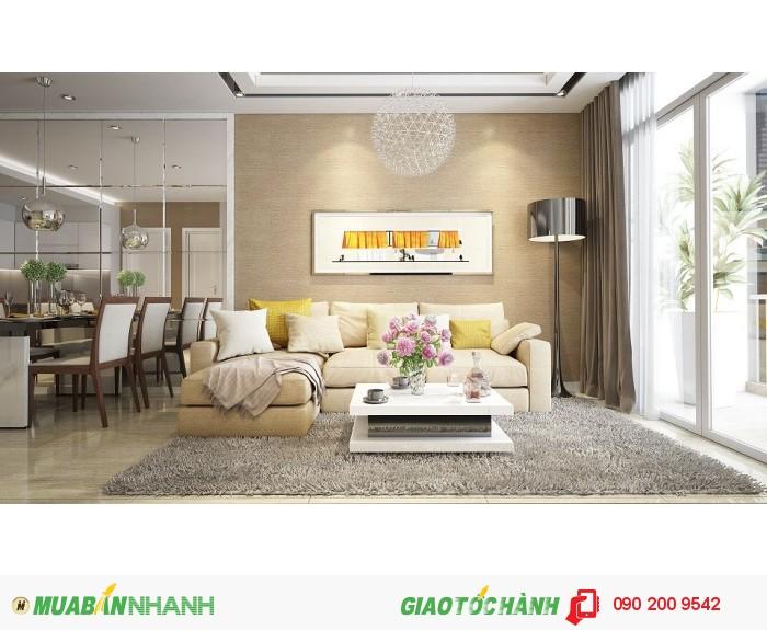 Căn hộ cao cấp quận Thủ Đức- Opal Garden- LK Phạm Văn Đồng chỉ 1,4 tỷ/2PN