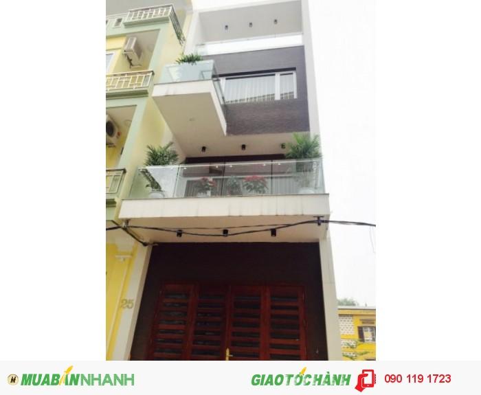 Ngôi nhà xanh Green Home,4PN 6WC, Phạm Văn Đồng.