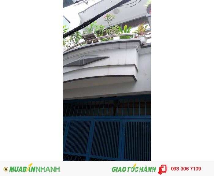 Nhà bán đường Phạm Văn Chiêu,p12 ,Gò vấp dt:24m2 đúc 1 trệt 1 lầu