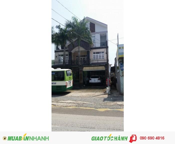 Chính Chủ Bán Nhà Mặt Tiền Hoàng Hữu Nam.(5.5x27m). Gía 29tr/m2.