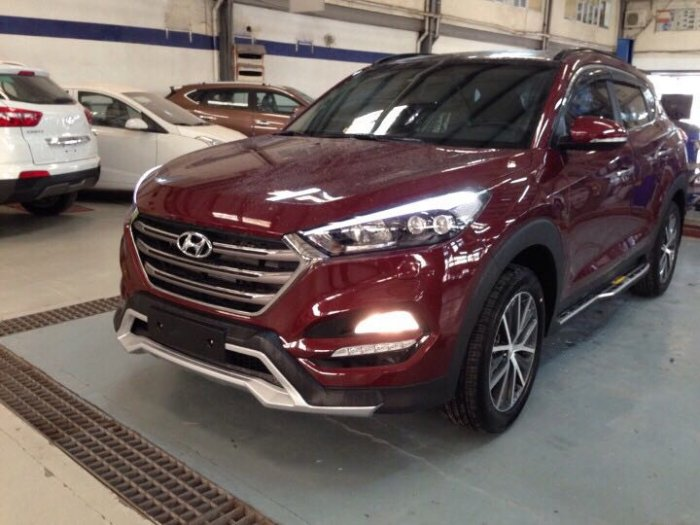 Hyundai Tucson 2016  phiên bản cao cấp 0