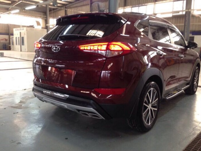 Hyundai Tucson 2016  phiên bản cao cấp