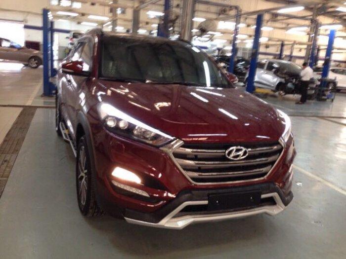 Hyundai Tucson 2016  phiên bản cao cấp 2