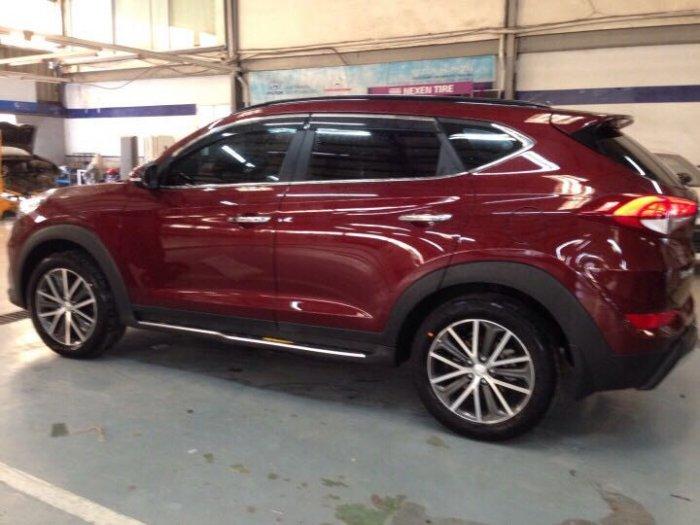 Hyundai Tucson 2016  phiên bản cao cấp 3