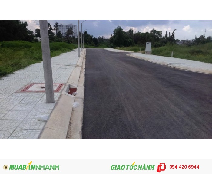 Bán đất đường HIỆP BÌNH DT 52m2 giá 23.5tr/m2, thổ cư 100%