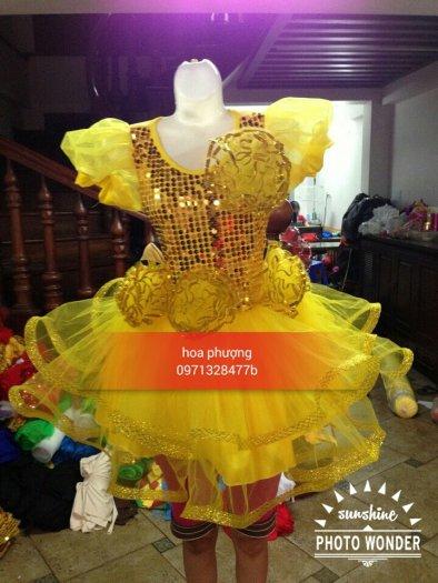 Cho thuê trang phục biểu diễn trẻ em
