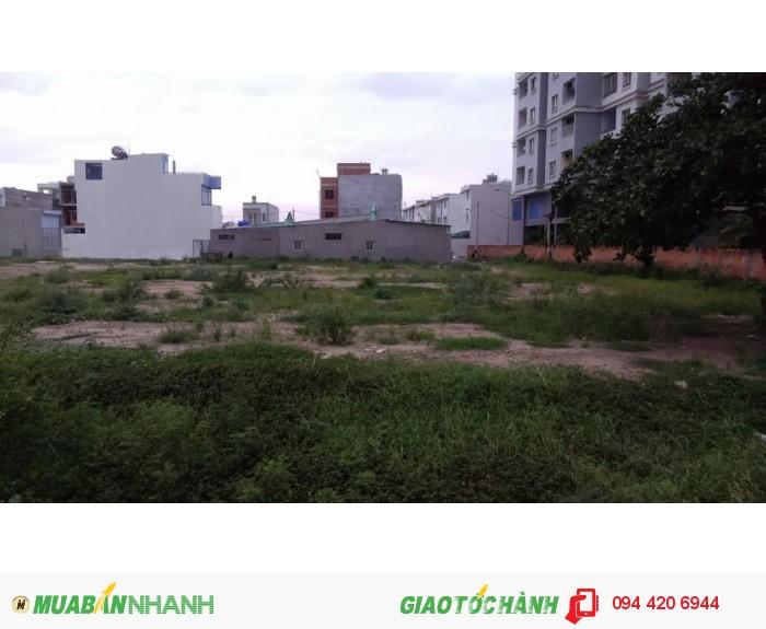 Bán đất xây biệt thự DT 422m2 giá 10.5tr/m2 tại HIỆP BÌNH PHƯỚC - THỦ ĐỨC
