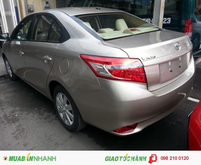 Giá bán xe Toyota Vios tại HCM, giá mua xe Vios trả góp cùng các chương trình hỗ trợ mua xe Vios được thông tin cụ thể đến bạn khi gọi đến hotline 0982 100 120