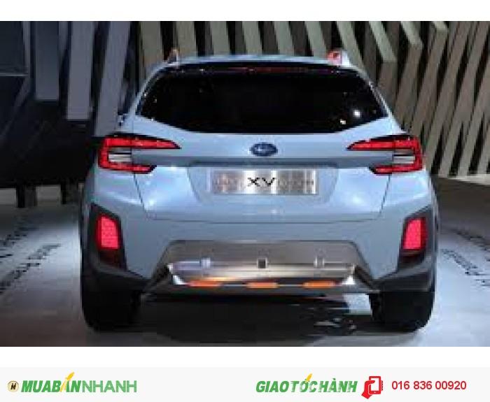 Subaru XV sản xuất năm 2016 Số tự động Động cơ Xăng
