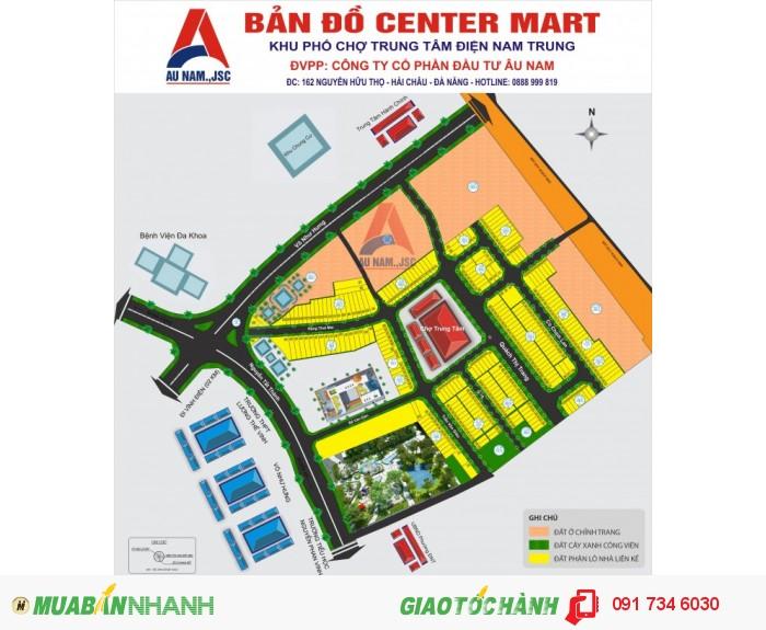 Center Mart: Khu phố chợ thông minh bậc nhất Việt Nam