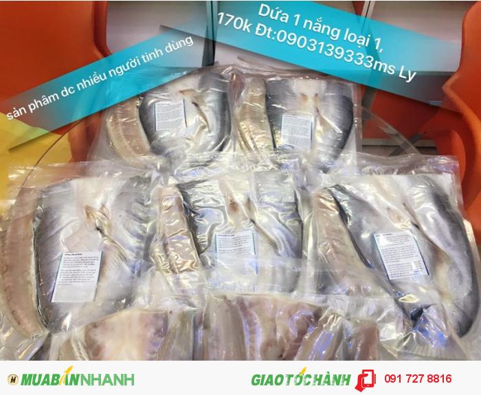Cá dứa 1 Nắng giá 170k/kg