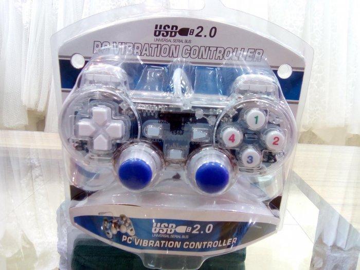 Sản phẩm Tay cầm chơi game EW702 có dây0