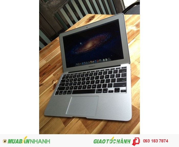 Macbook air 2011 MC968 | ram 2G.