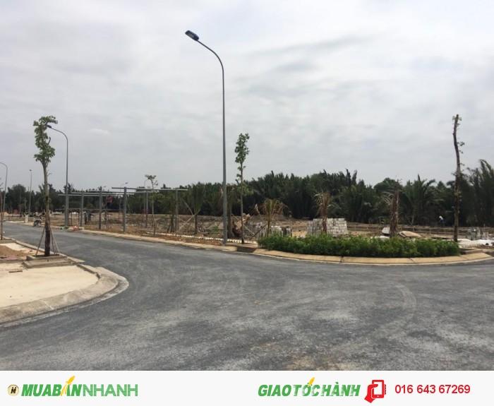 Lời ngay 300 triệu khi đầu tư ngay trong tuần khi mua đất ngay vòng xoay Phú Hữu, Quận 9