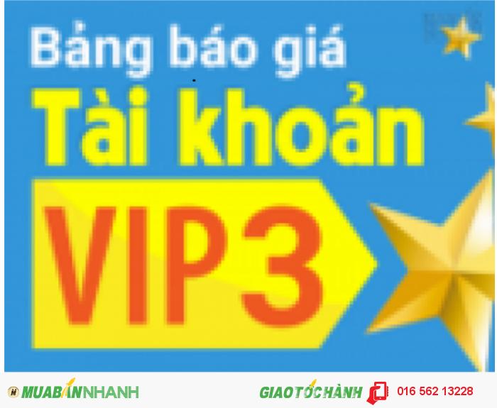 Bán hàng hiệu quả hơn gấp 10 lần. Tại sao bạn không tham gia ngay gói Vip 3?