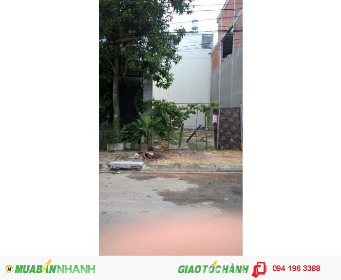 Cần bán nền đất biệt thự 165m2 mặt tiền đường số 9, phường Linh Trung, quận Thủ Đức.