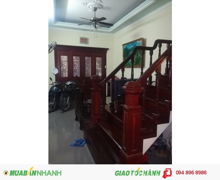 Bán nhà mặt Phố Vĩnh Phúc, Ba Đình, Hà Nội 50m2x4tầng giá 7,5 tỷ