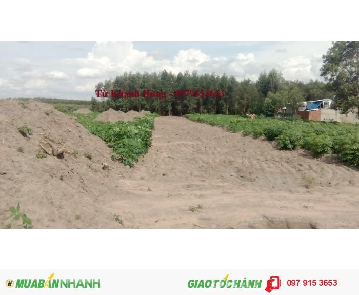 Mua đất để sinh lời chỉ 700 ngàn/m2