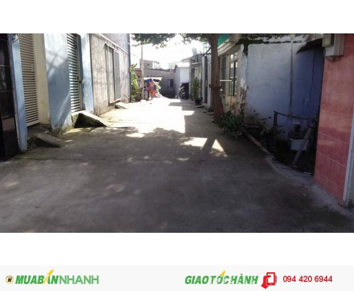 Bán đất hẻm 389 - Hiệp Bình Phước, DT 90m2 thổ cư 100%