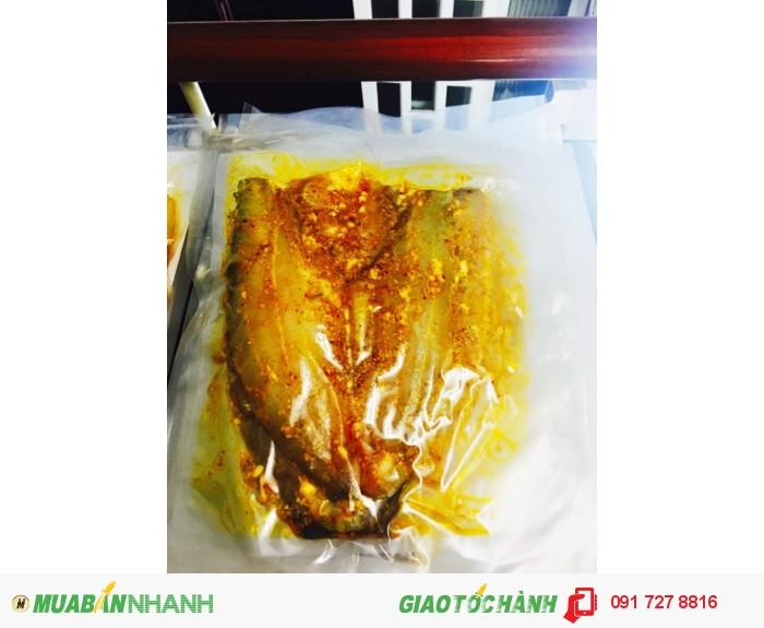 Cá dứa 1 nắng tẩm ướp tỉ mỉ, thơm ngon, giá 180k/ kg