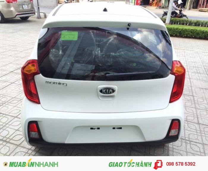 Bán xe Kia Morning 2017 giá sốc trả góp lấy xe chỉ với 110 TR tại Vĩnh Phúc, Phú Thọ 1