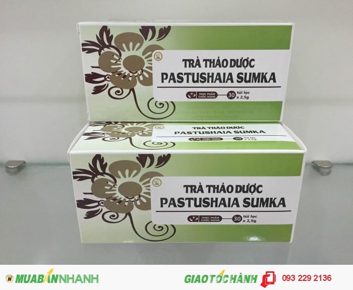 Trà thảo dược Pastushaia sumka( trà Sumka)0