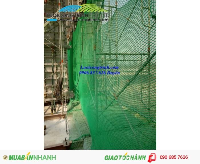 Lưới an toàn cho nhà thép sản xuất theo tiêu chuẩn Hàn Quốc3