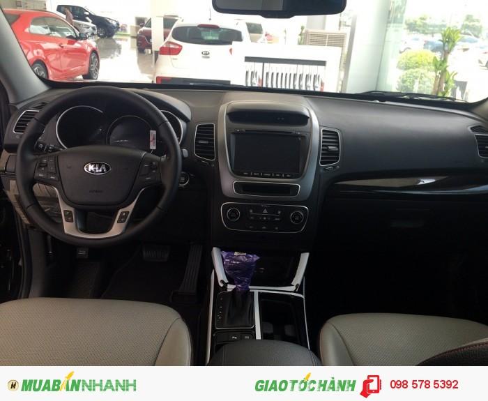 Bán xe Kia New Sorento 2017 máy dầu mới 100%, ưu đãi hấp dẫn tại Vĩnh Phúc Phú Thọ 3